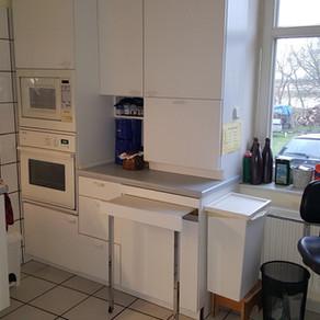 Küche mit Havel-Blick! - Teil 1