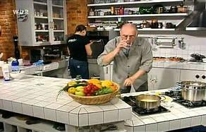 Offene Küchen -  Kochen wie im Fernsehen?