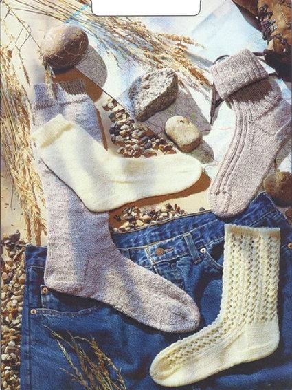 Peter Gregory 905 Socks 4 Ply Shoe size:4-7.5(37-41)/8-11(42-46)