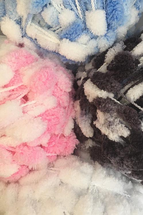 Woolcraft Pom Pom 200g