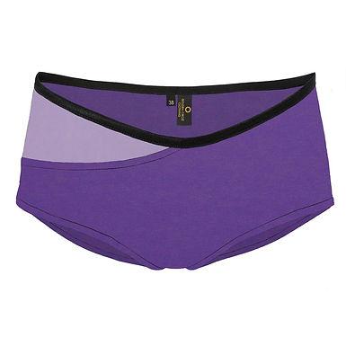 Panty krokus-lavendel