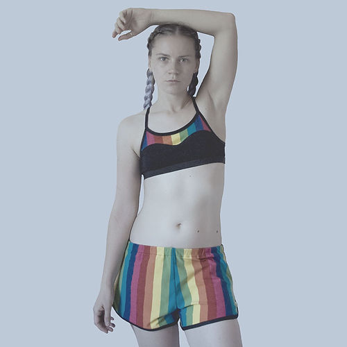 Pride Bustier, Pride Shorts