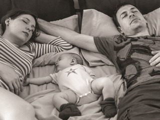 "Sleep Deprivation Shouldn't Be The ""Norm"" For Parents"