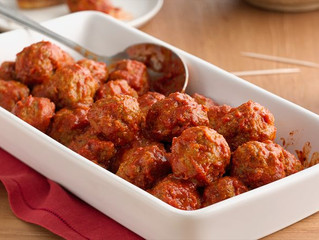 Easy Crock Pot Meatballs