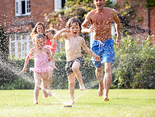 Get Your Family Off The Couch This Summer With These 5 Tips