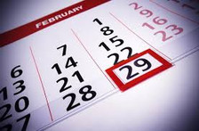 When is the next leap year?