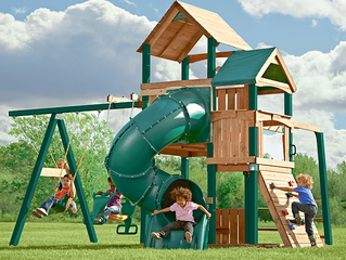A Parent's Guide to Building a Safe and Fun Backyard Playground