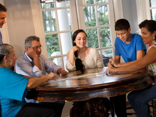 10 Tips for Holding a Family Meeting
