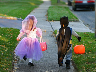 How To Have A Healthier Halloween--And Still Have Fun!
