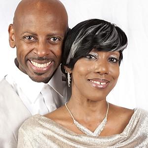 John and Veronica 25th Wedding Anniversary