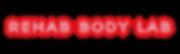 Rehab Body Lab Logo