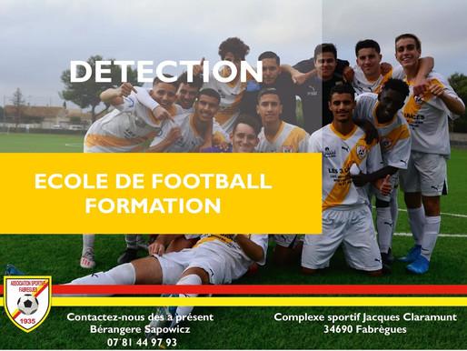 ASF DÉTECTION 2021 / 2022