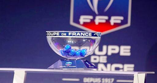 tirage coupe de France 3° tour.