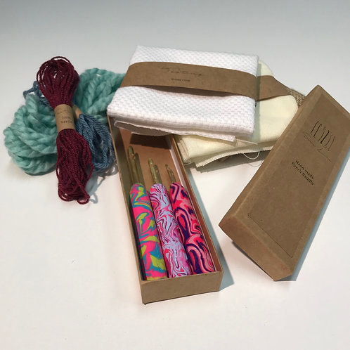 Starter Pack- Testing The Punch Needle