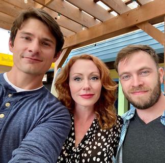 Derek, Margot and Volchek