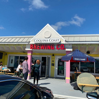 COQUINA COAST BREWING COMPANY