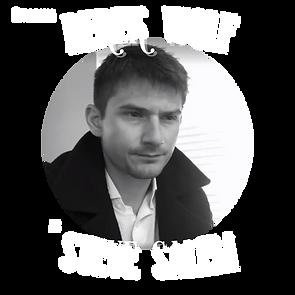 DEREK WOLF AS STEVE SALEM