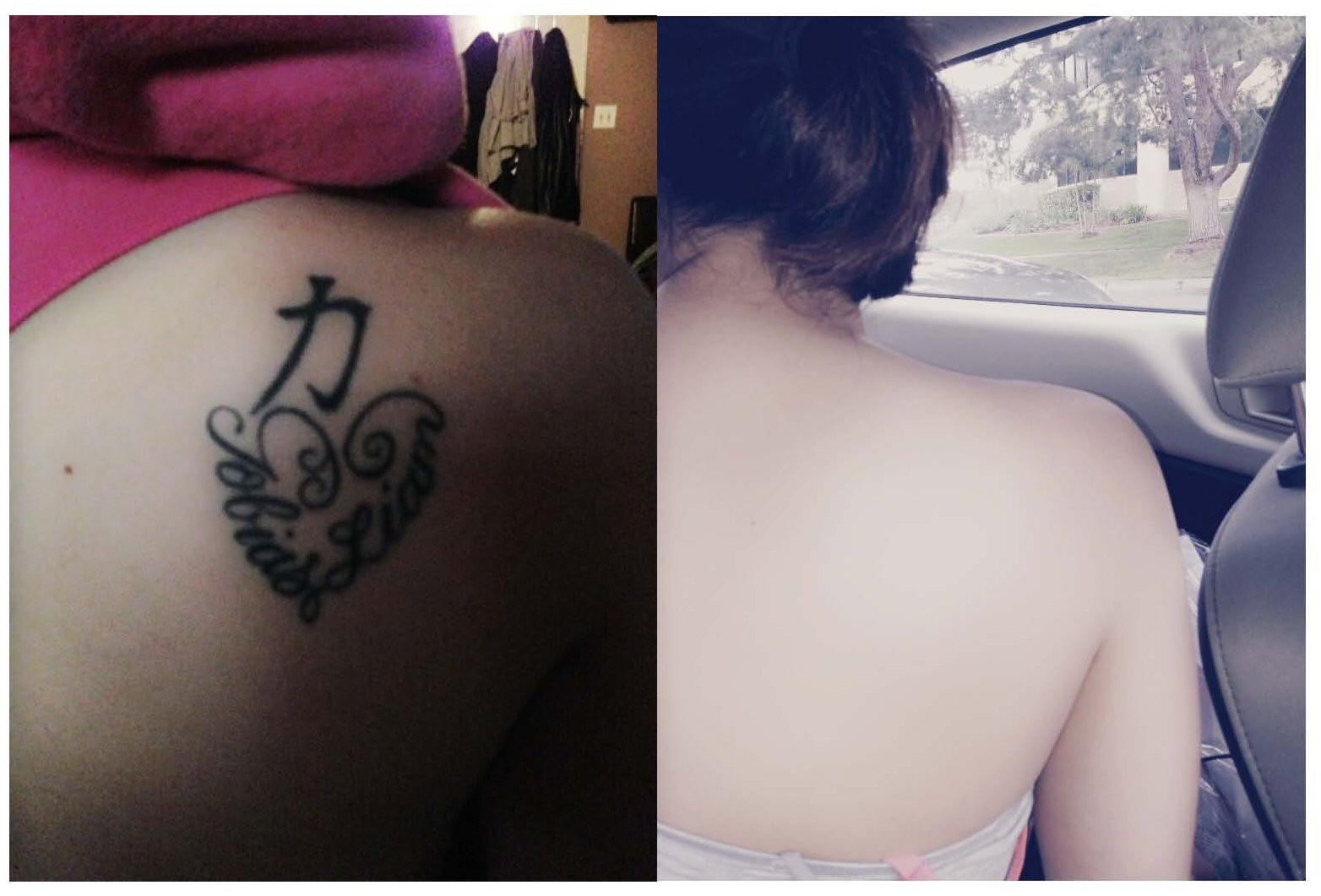 Tattoo Cover Up by Stephanie Mazzeo