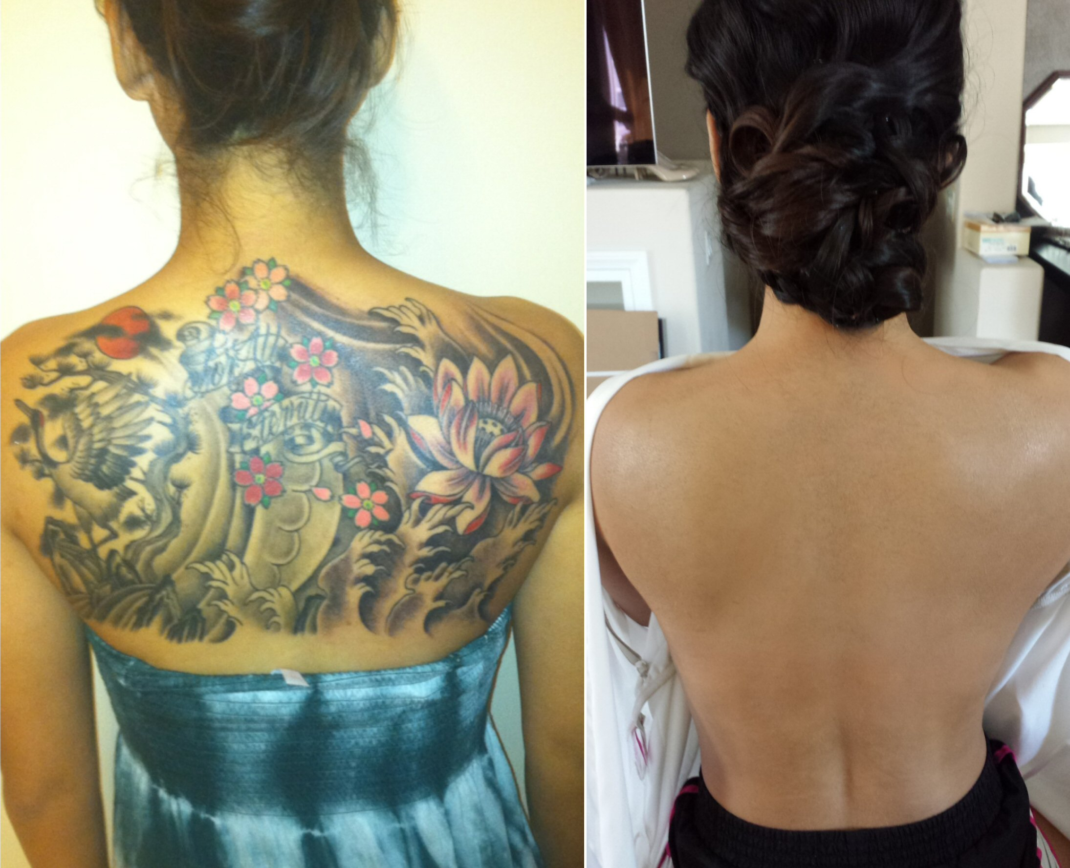 Stephanie Mazzeo Makeup Artist Tattoo Cover Up