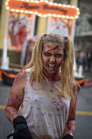 Stephanie Mazzeo - SFX (Special Effects Makeup Artist)