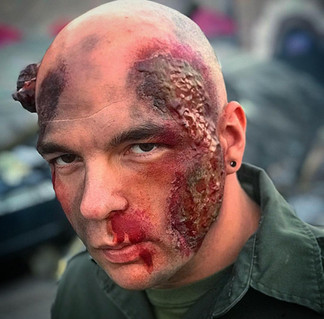 Stephanie Mazzeo - SFX Makeup