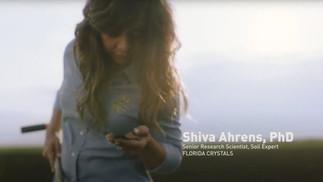 Florida Crystals - campaign - Stephanie Mazzeo - Makeup Artist - Hair Stylist