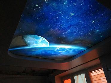 натяжной потолок софиты сыктывкар