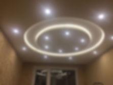 многоуровневый натяжной потолок сыктывкар