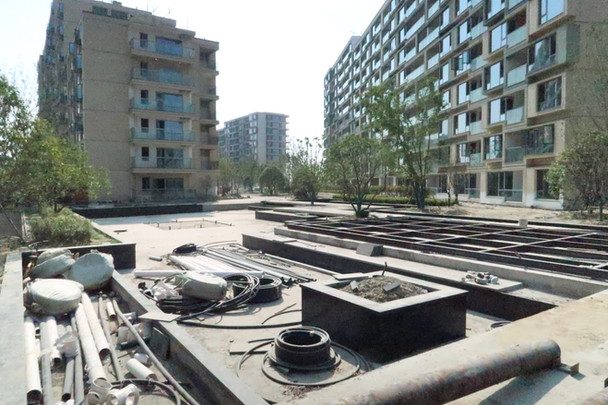Young City phase I is under construction