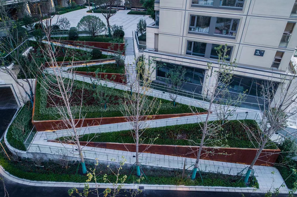 Hangzhou Young City Phase III is built