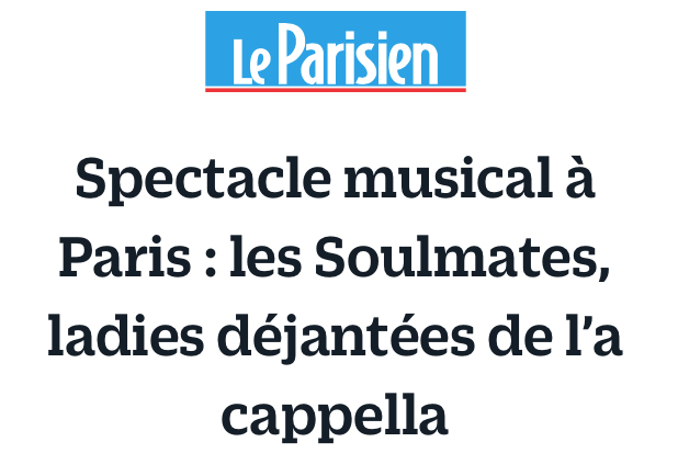 Le Parisien - Article Web