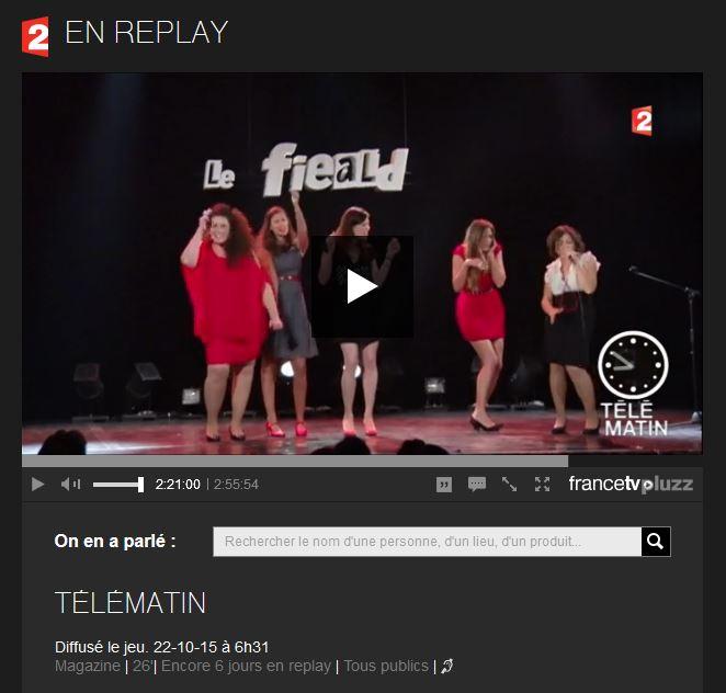 France 2 - Télématin