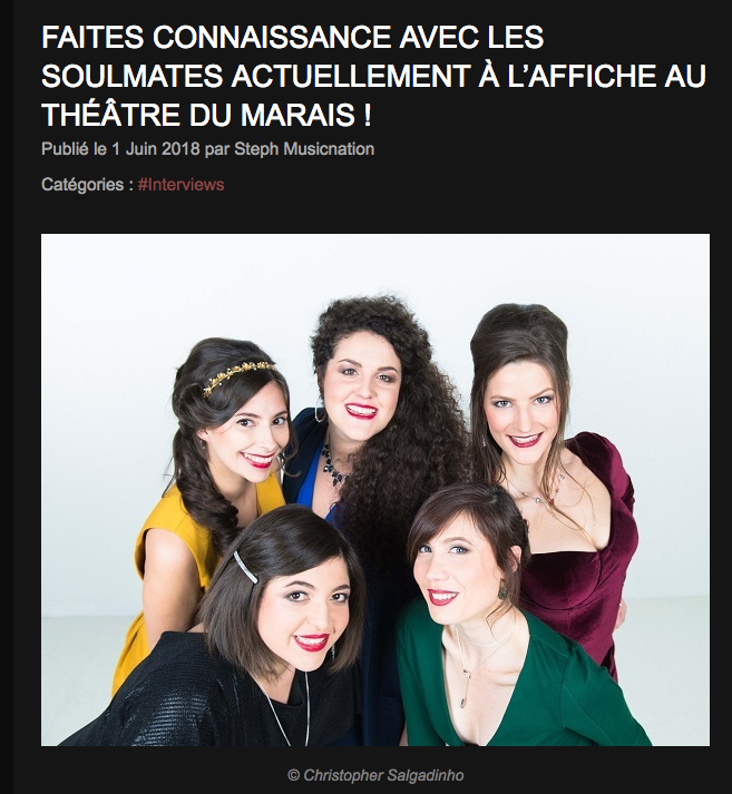 La Parisienne Life - Interview