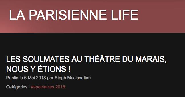 La Parisienne Life