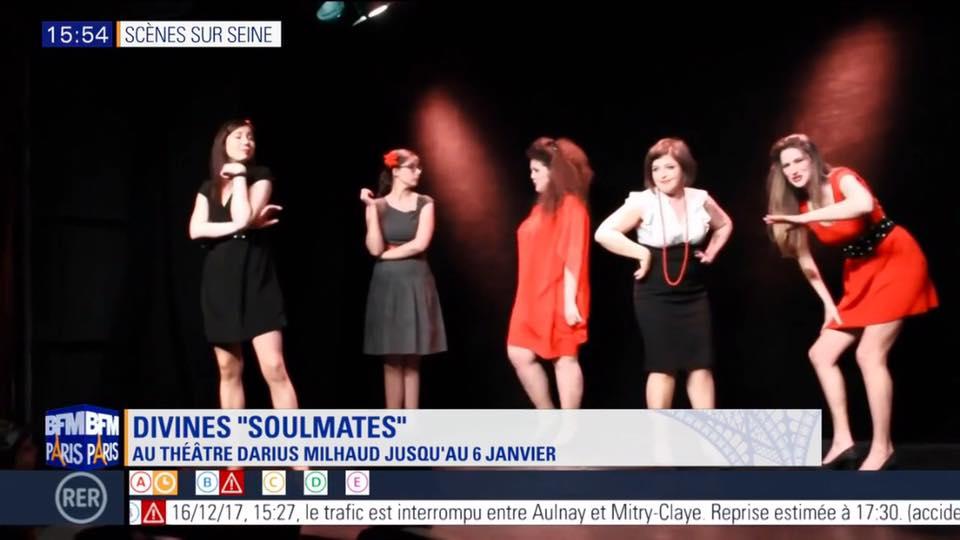 BFM TV - Rubrique Scènes sur Seine