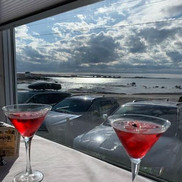 Martini and View