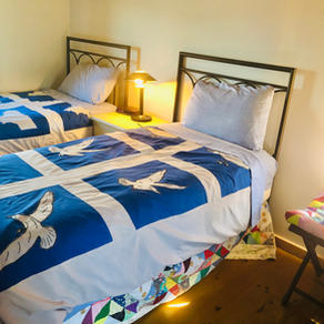 two single bed- good quality matresses