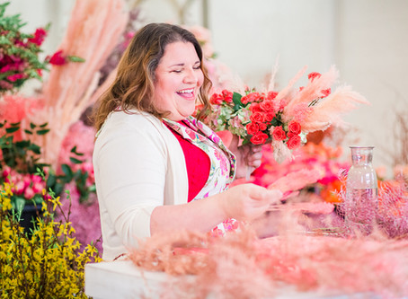 Inspiring the Florists of Tomorrow: Intrigue Teaches 2020    with Sarah Campbell