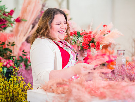 Inspiring the Florists of Tomorrow: Intrigue Teaches 2020    with Sarah Campbell