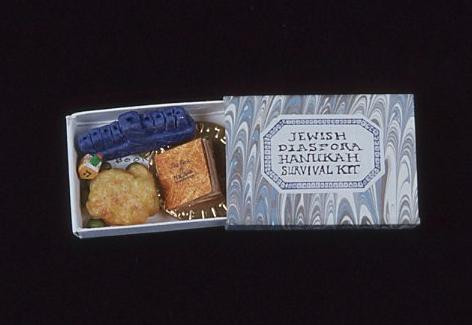 Jewish Diaspora Hanukah Survival Kit