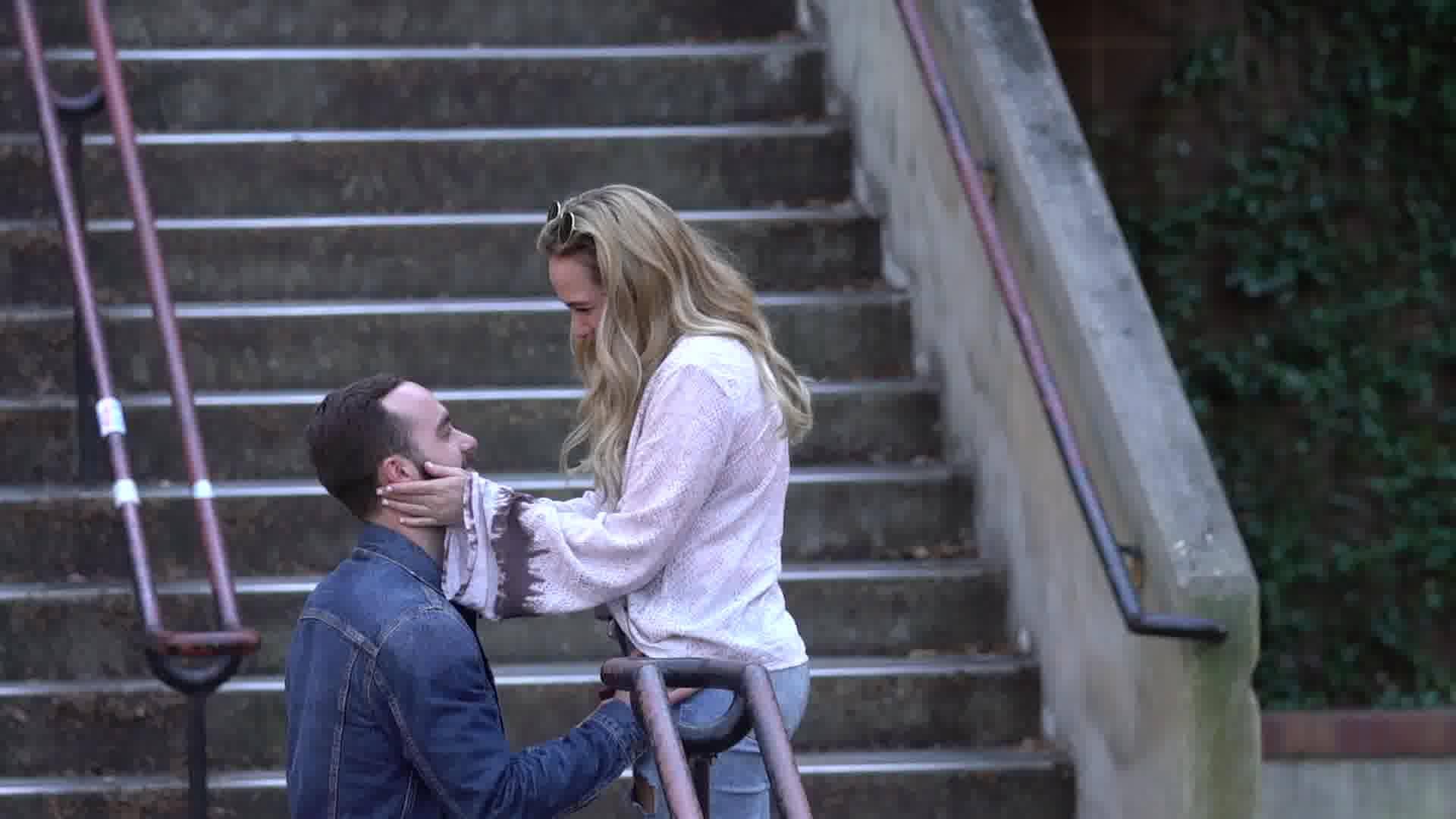Ryan + Morgan - The Proposal