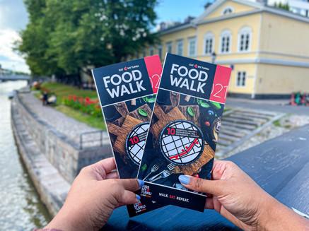 Turku Food Walk