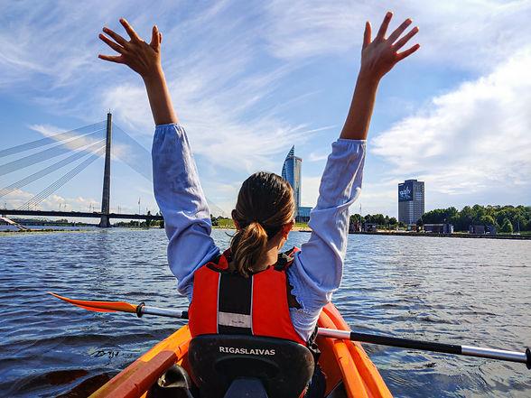 Megha canoeing.jpg