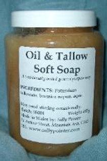 Oil & Tallow Soft Soap