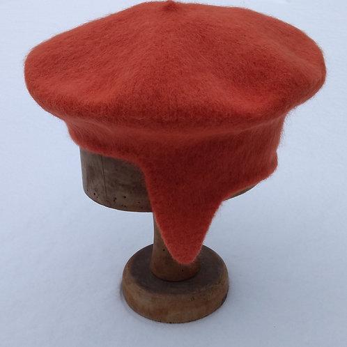 Breughel style cap