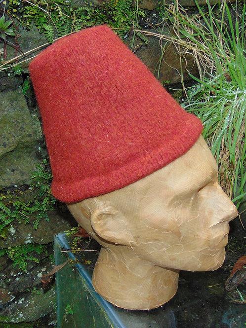 Medieval Flowerpot hat- to order