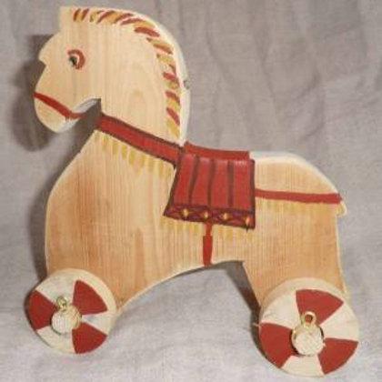 Roman Model Horse