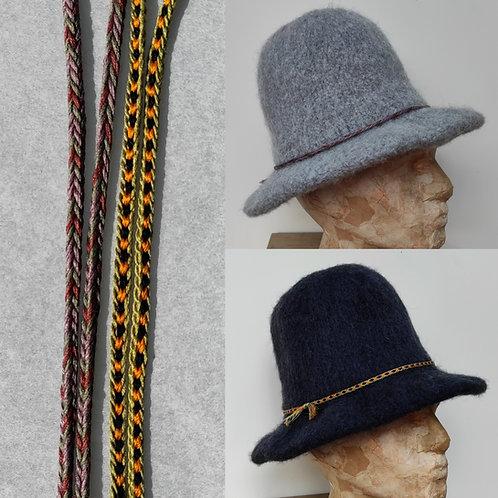 Broad brim hat