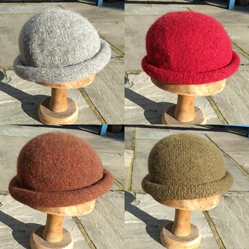 Roll Brim Hats ( in stock)