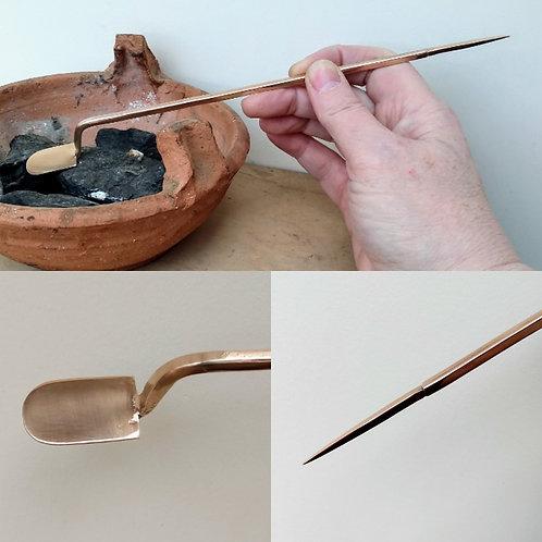 Roman bronze Cautery tool